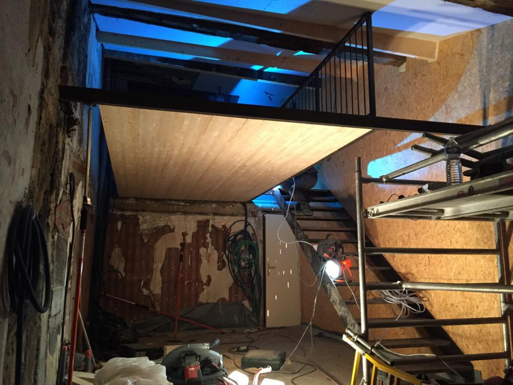 r alisations novasteel mezzanines terrasses ext rieur. Black Bedroom Furniture Sets. Home Design Ideas